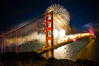 Happy 75th Birthday Golden Gate Bridge | by Thomas Hawk
