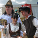 Nashville Improv Comedy Theater Trio at Tennessee Renaissance Faire