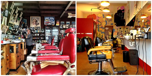 Barbershop Layouts | Joy Studio Design Gallery - Best Design