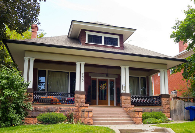 Craftsman Bungalow House Flickr Photo Sharing