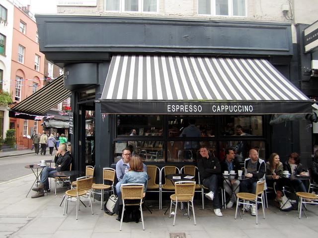 Sidewalk Cafe London Flickr Photo Sharing