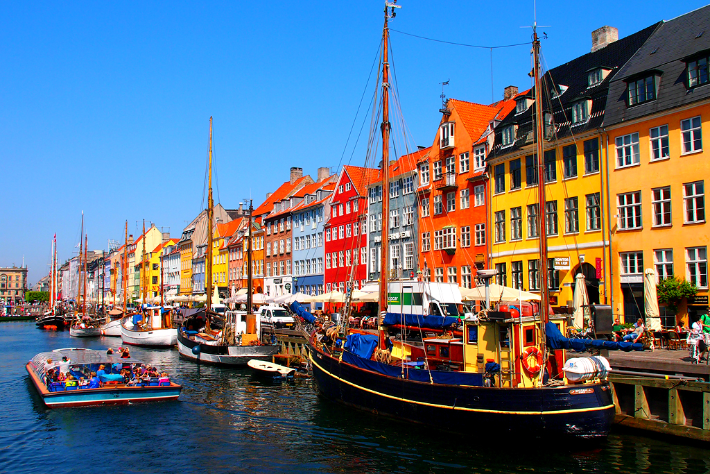 Kopenhagen Cafes And Restaurants