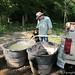 (3) Filling water tanks in Donkeyland - FarmgirlFare.com