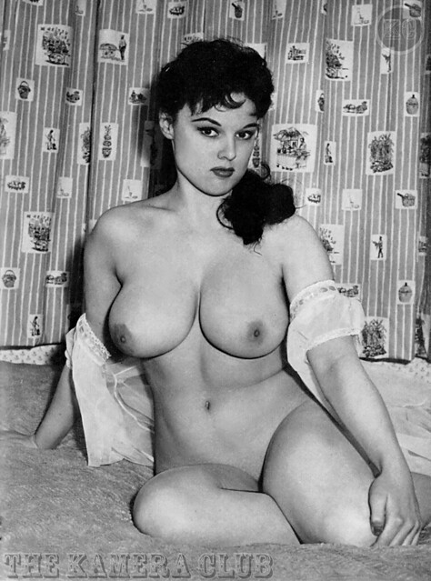 Think, that June palmer vintage shaved nudes with you