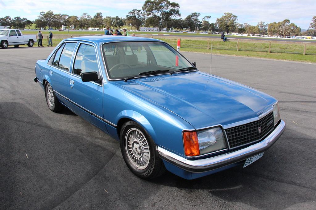1980 Holden Vc Commodore Sl Sedan The Vc Commodore Was