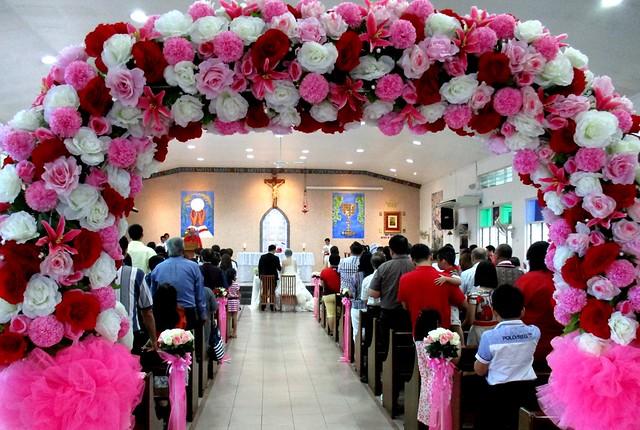Aaron & Ling Hie's wedding