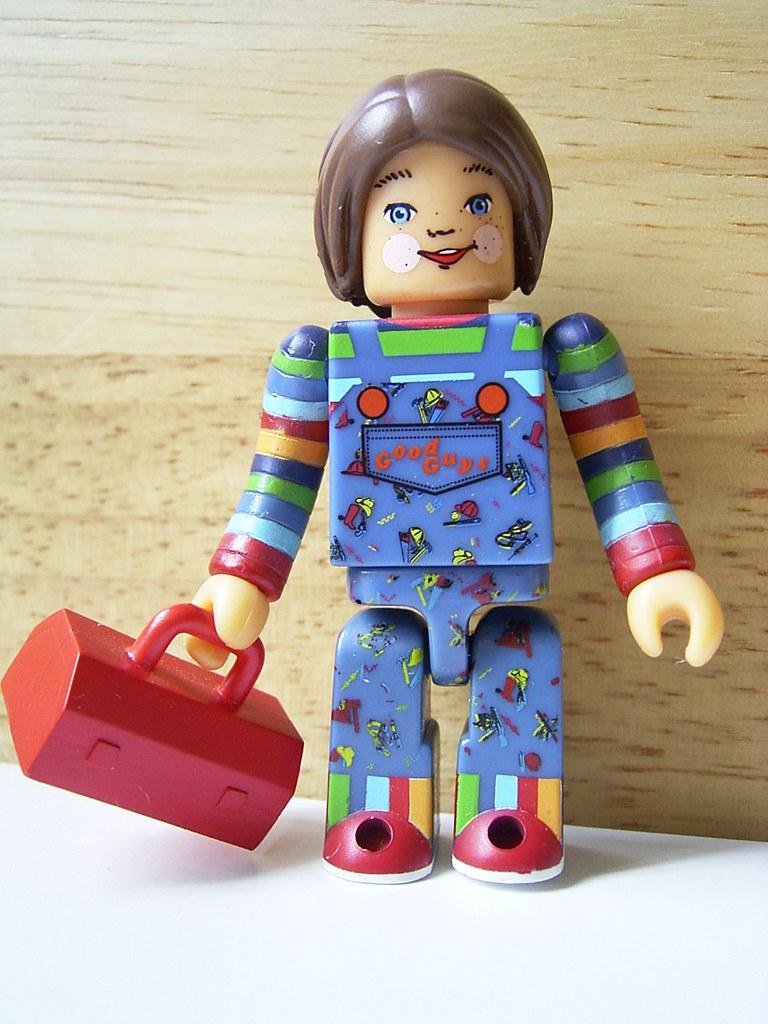 Toys R Us Chucky : Child s play universal studios good guy chucky kubric