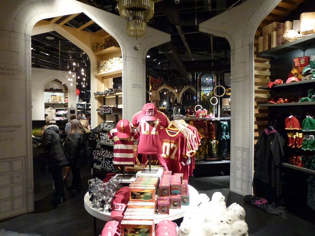 Where Is The Harry Potter Tour