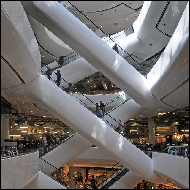 Uk Birmingham Selfridges Interior 02 Sq Flickr Photo Sharing