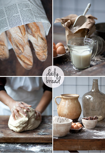 daily bread | by the style files