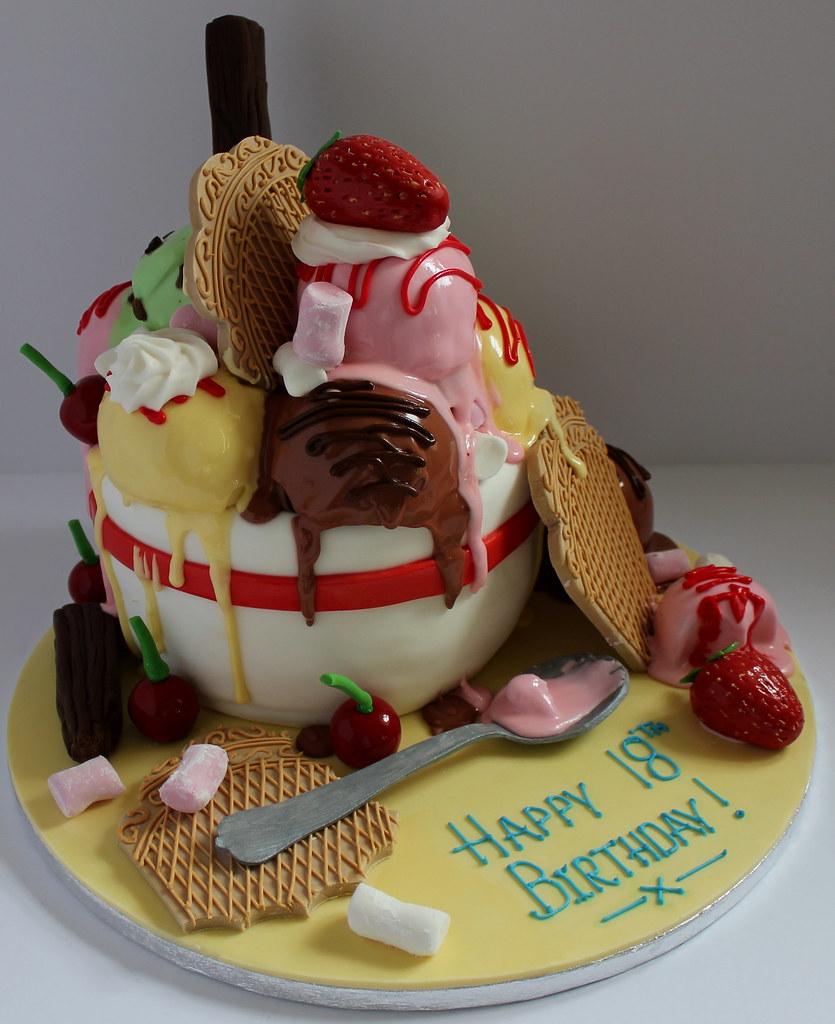 Split Cake Designs