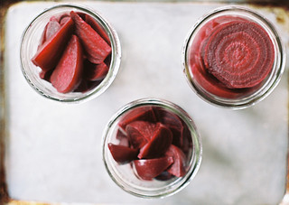 Gingery Pickled Beets | by yossy arefi