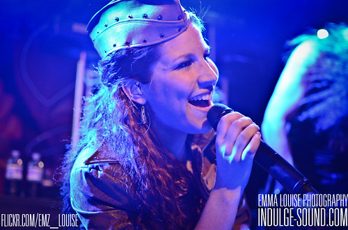 Charlotte Wessels, Delain | by Emma.Louise.Photography