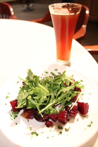 Chocolate Beer Dinner Salad | by DeschutesBrewery