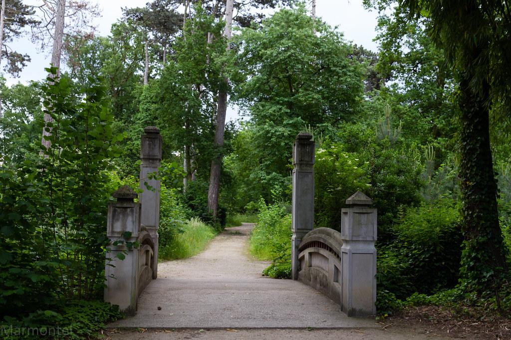 jardin botanique de paris paris bois de vincennes mai