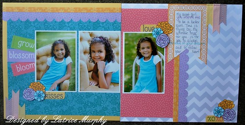 Growm blossom, bloom layout | by murphy_latrice