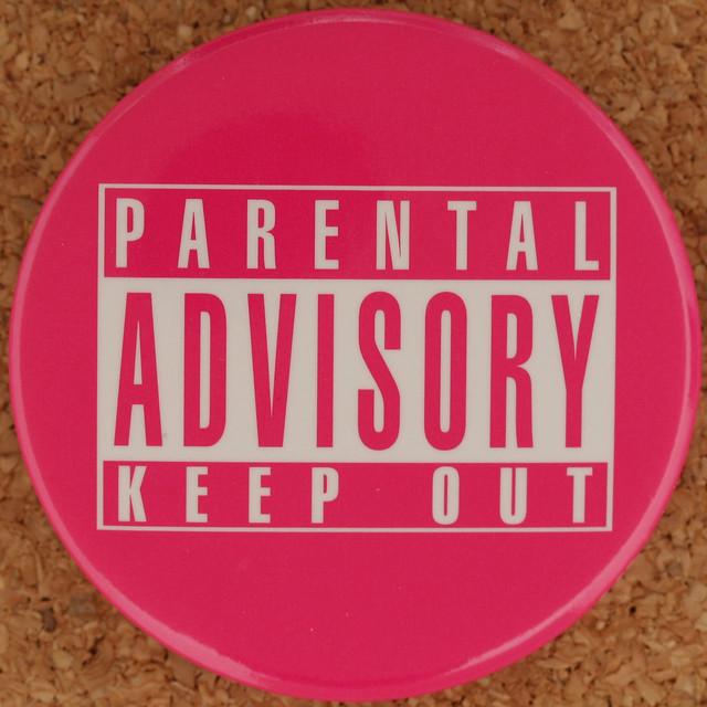 PARENTAL ADVISORY KEEP OUT | Explore Leo Reynolds' photos ...