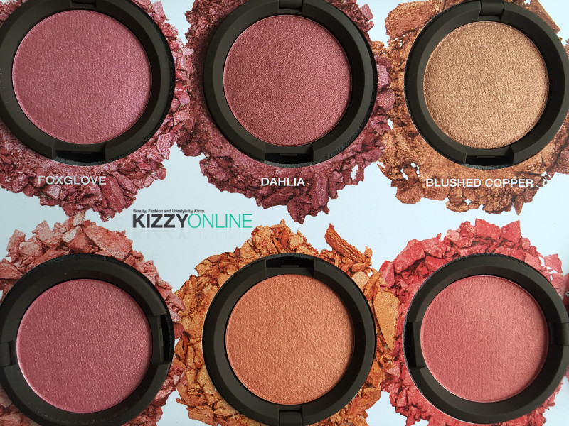 Review and swatches: BECCA Luminous Blush (all 6!) ⋆ Kizzy Online