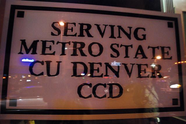 Cu Denver Food Pantry