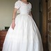 Tucked Petticoat - Side