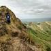 Mt. Batulao crags