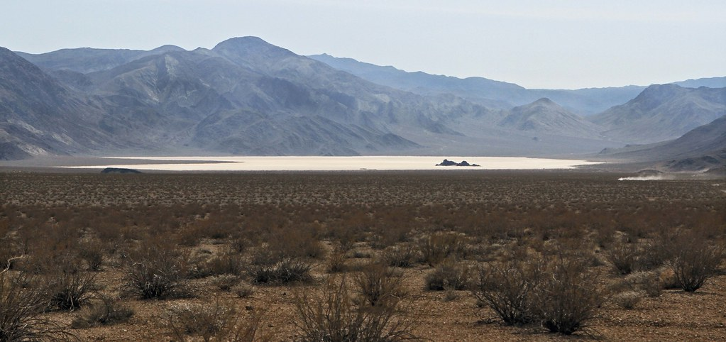 how to get to racetrack playa