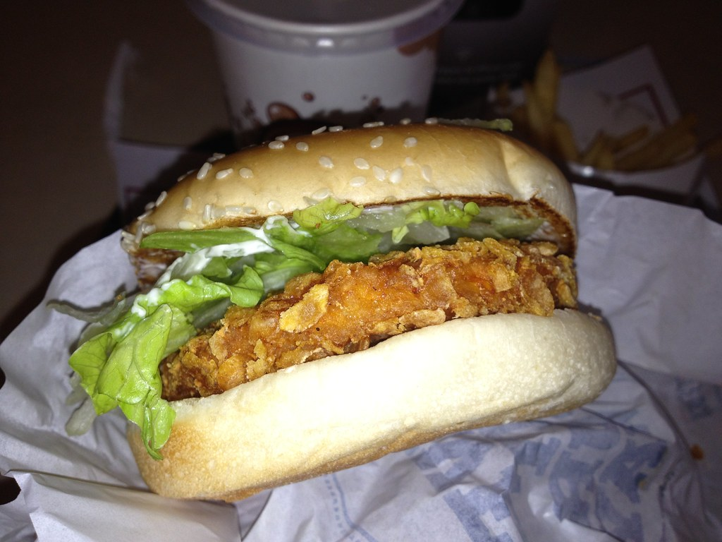 Fast Food Chicken Restaurants In Atlanta