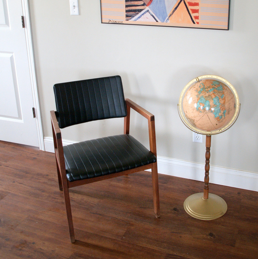 Vintage World Globe Cram S Imperial 12 Inch Double Axis Cr