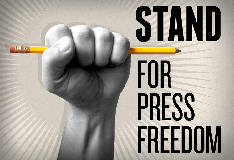 Image result for press freedom