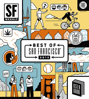 Best of San Francisco 2012: User Guide | by VisuaLinguist