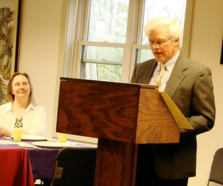 NH State Librarian Michael York | by Hampstead Public Library