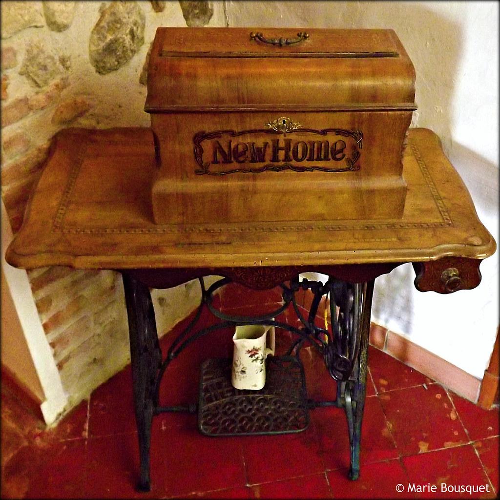 Ancienne machine coudre marie bousquet flickr for Machine a coudre 3d