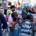 Hijos de inmigrantes de Cabo Verde en marcha contra la desocupación en Lisboa. Crédito: Daniel Mário/IPS