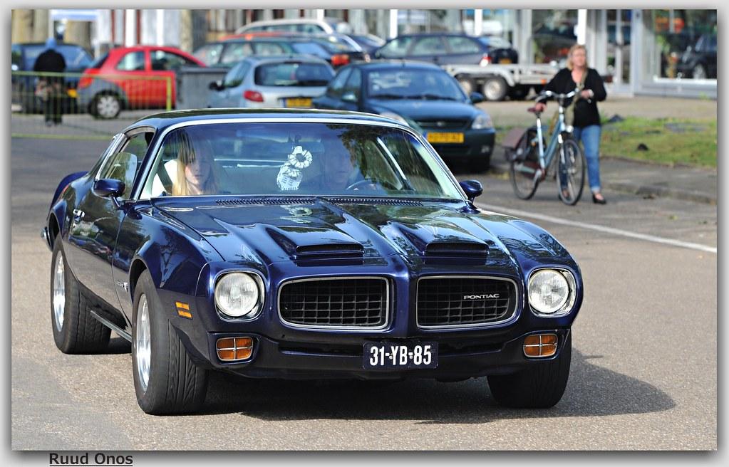 Pontiac Firebird Formula 400Formula 400 - 1973 | Ruud Onos | Flickr