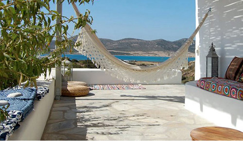 holiday villas in greece | by the style files