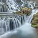 Lower Falling Springs Waterfall