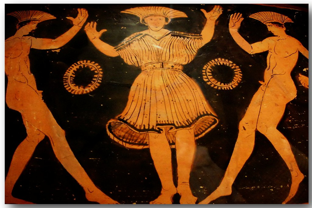 Ancient greek pottery decoration 48 hans ollermann flickr for Ancient greek pottery decoration