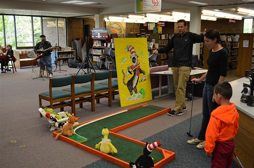 Tee Time @ the Library! | by Villa Park Public Library