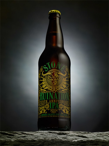 Stone Ruination Tenth Anniversary IPA | by mutineermagazine