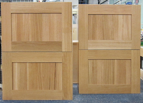 Rift White Oak Cabinets | The selection of our Natural ...