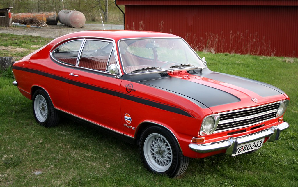 opel kadett b coupe rossingen flickr. Black Bedroom Furniture Sets. Home Design Ideas