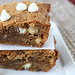 White Chocolate Biscoff Blondies