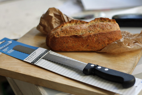 bread knife | by David Lebovitz