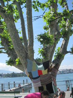 Tree sweater,Bains Paquis, Geneve | by wombatbiker