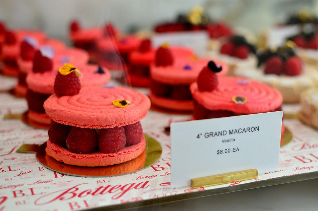 Bottega Louie Macaron Cake