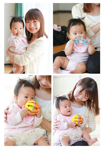ベビーマッサージ nap nap ナップナップ 愛知県瀬戸市 出張撮影 赤ちゃん写真 ベビマ データ渡し
