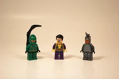 More Villains by Sir_Bricks