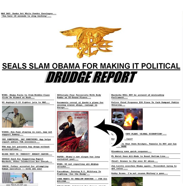 blue drudge report