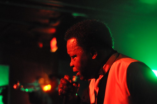 Lee Fields & The Expressions at Ritual | by Andrew Carver