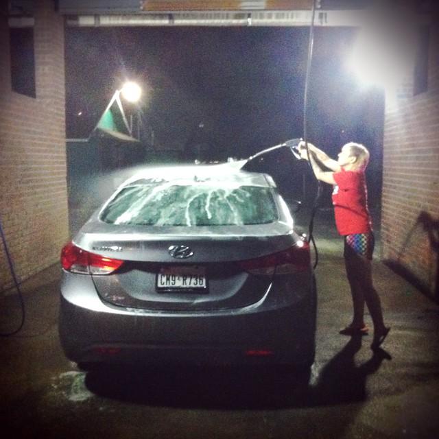 Rainbow Car Wash Lube